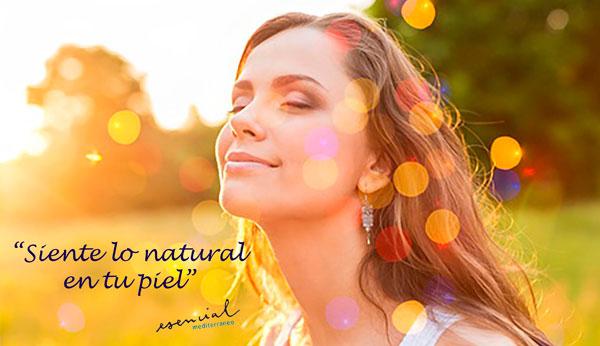 Esencial siente lo natural